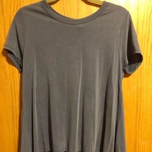 Francesca's shirt sleeve shirt